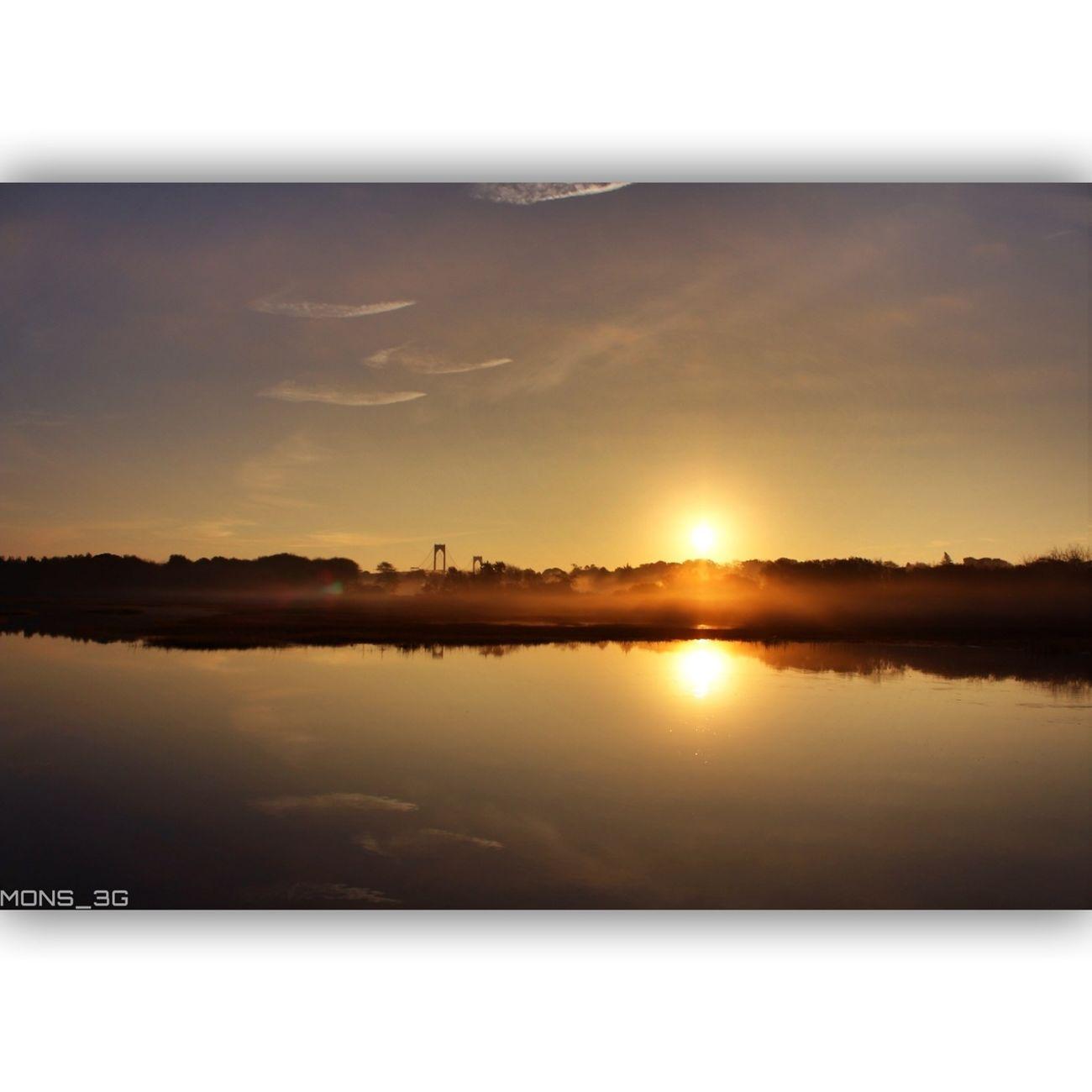 Jamestown RI sunrise
