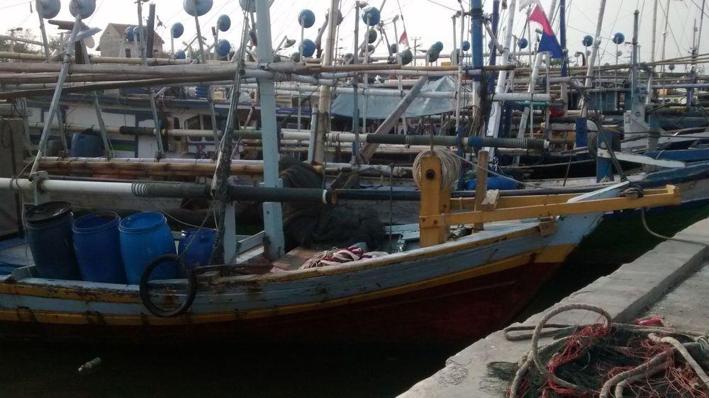 Motorolamotog Activity Marine Serang Banten