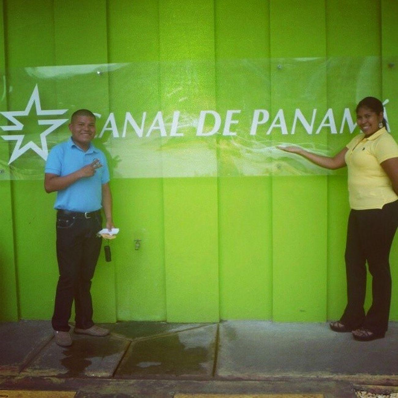 Me ft @da17niela at @canaldepanama CentroDeObservacionDeLaAmpliacion Gatun Colon C3 InstaLikes InstaMoments Amazing Panama GiraAcademica University EconomySchool