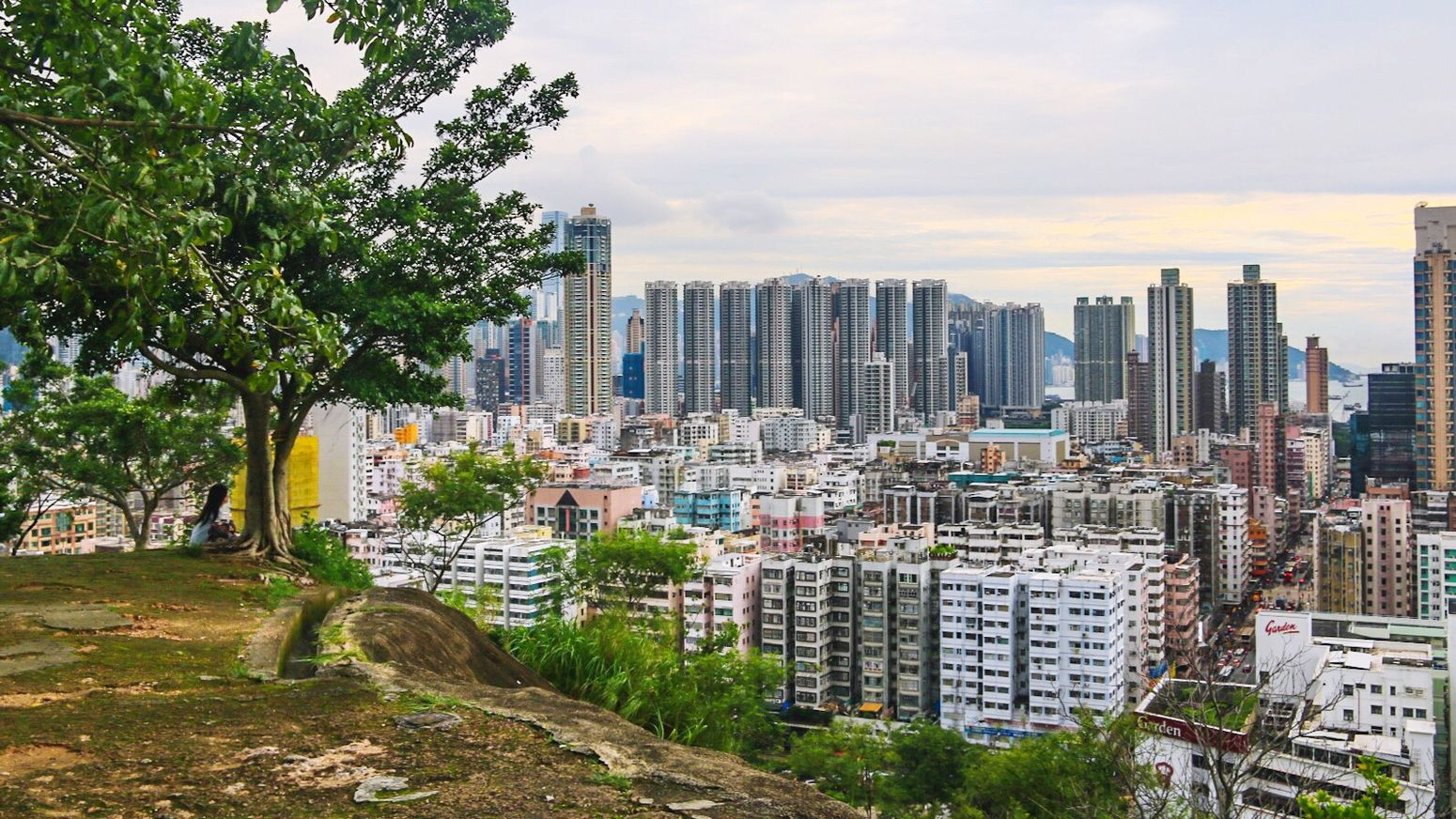 My Favorite Place !!! We call it Gardan Hill~ City Cityscape Built Structure Outdoors City Life Day 2016 Photography Best Of All Time Photographer Hong Kong Canonphotography Urbanphotography Eye4photography  EyeEm