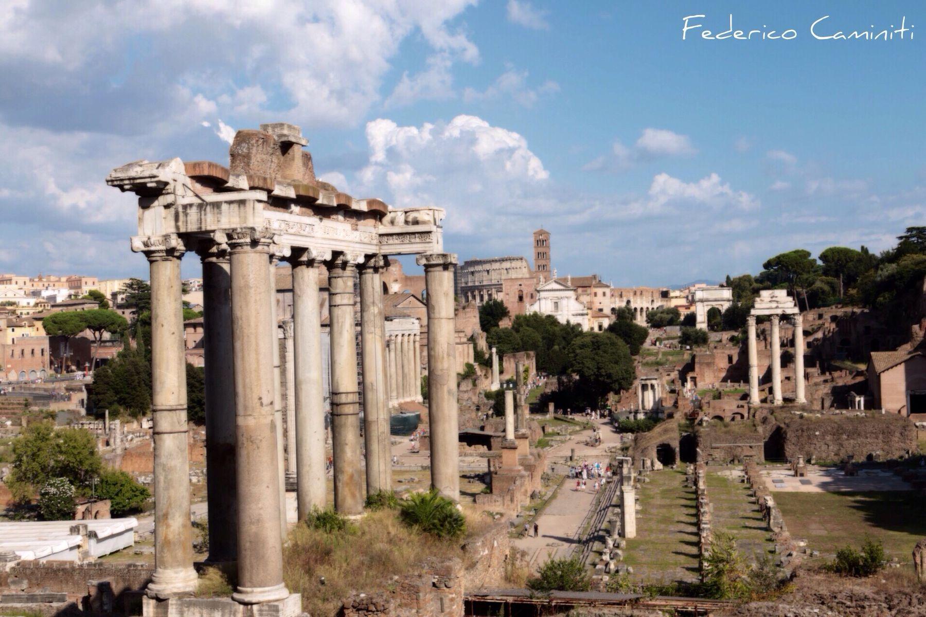 Una cartolina da Roma Monuments Eye Em Around The World History Old Glories