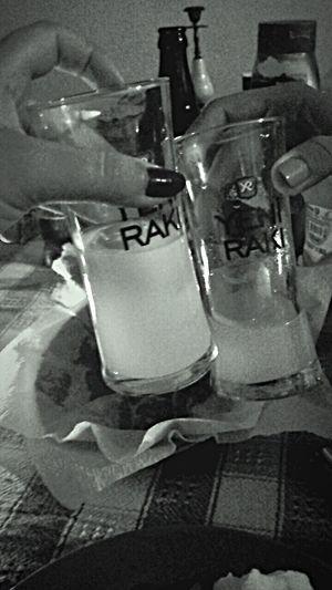 Friends Drink Rakı Dost Alcohol Birthday Peace