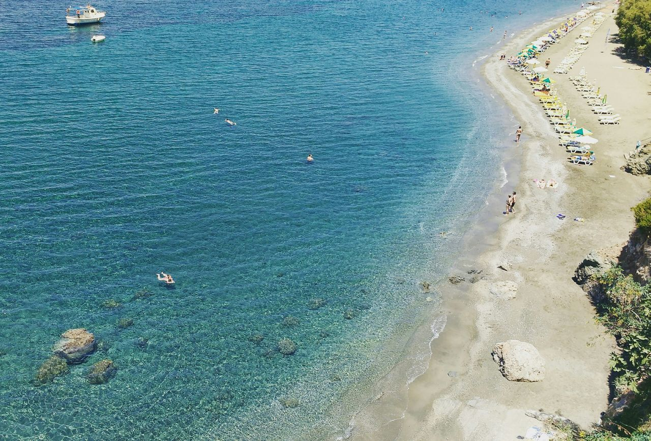 Greece Massouri Beach Crystal Clear Crystal Clear Waters Kalymnos Island Relaxing Swimming Mediterranean  Mediterranean Sea View Holiday Dream Summer