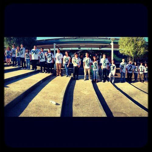 AHS SENIOR CLASS OF 2013 -  TROJANS BABY !