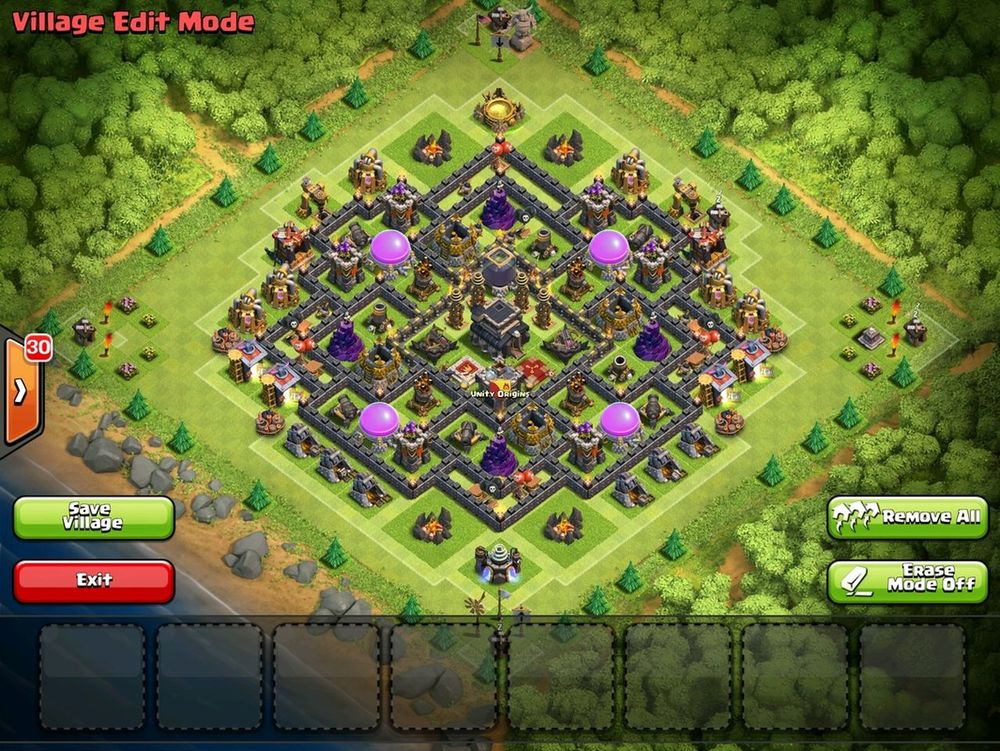 Let's play clash of clans!!👻👻