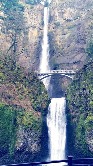Waterfalls MultnomahFalls Bestjob