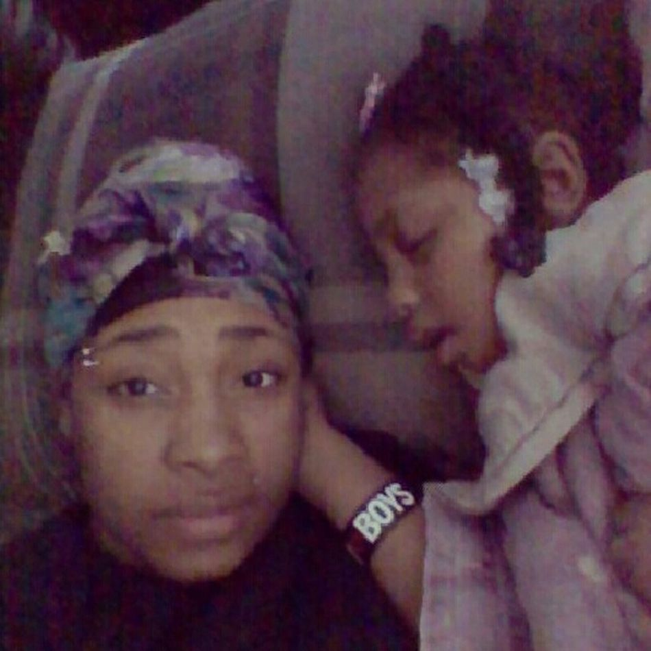 Me &My Lil Lady She Nocked Out Tho