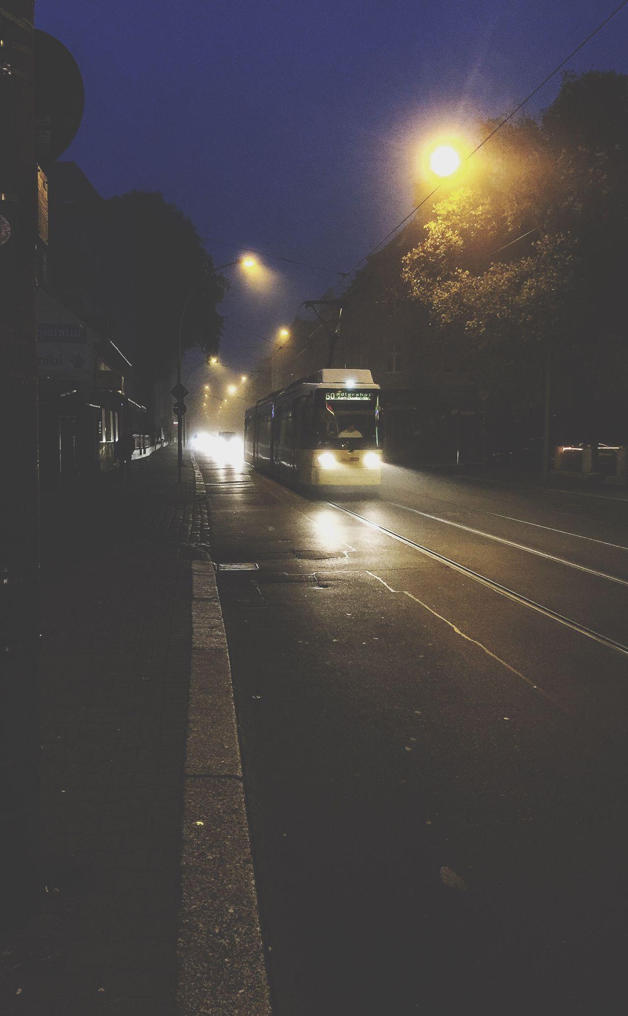 Fog Goodmorning My Fuckin Berlin