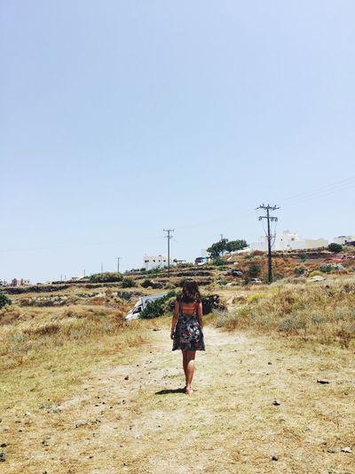 Be adventurous. Be wild. Be free. Hello World Santorini Summer Paradise Travel Photography