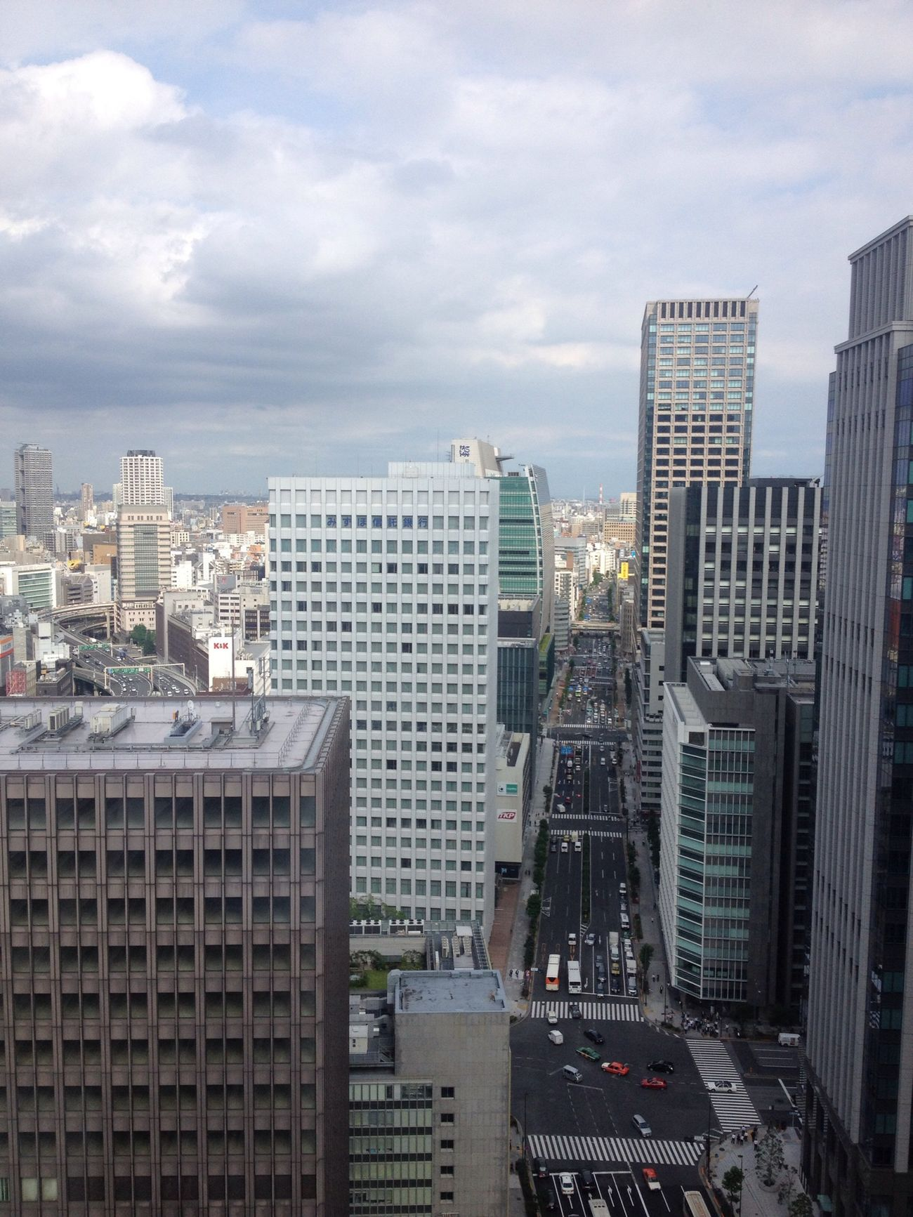 From The Window Tokyo