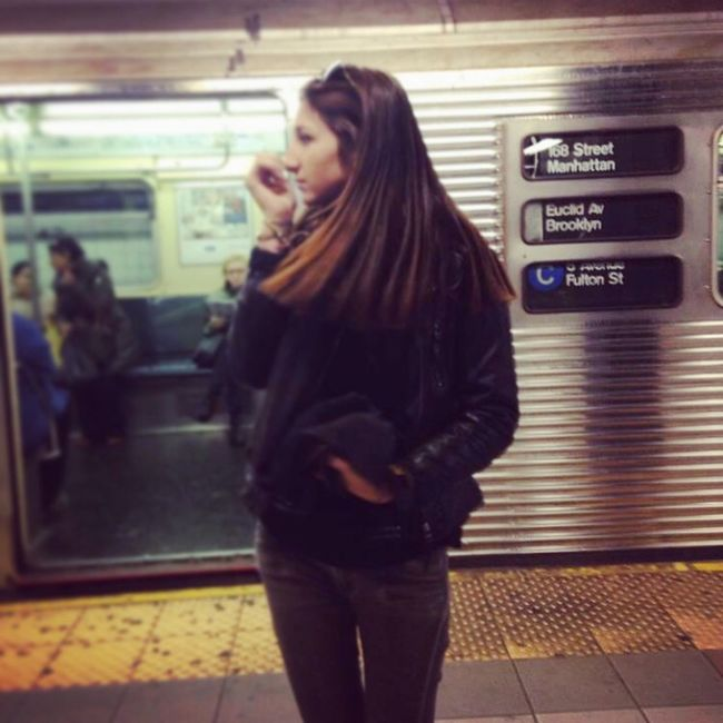 Only issue to get out is to leave and go ✈️ Traveling New York Subway Station Manhattan