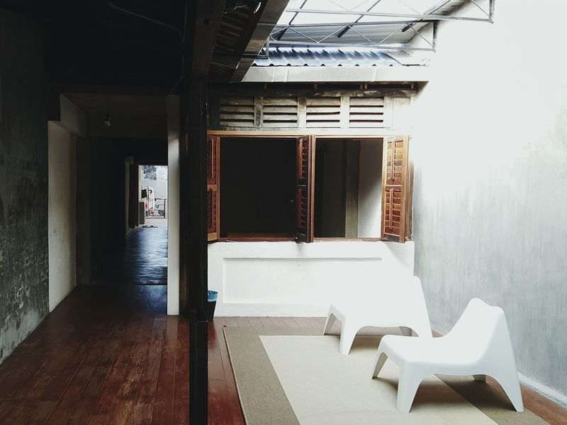 Hostel / Penang Architecture Interior Interior Photography Hostel Hostel View Indoors  Home Interior