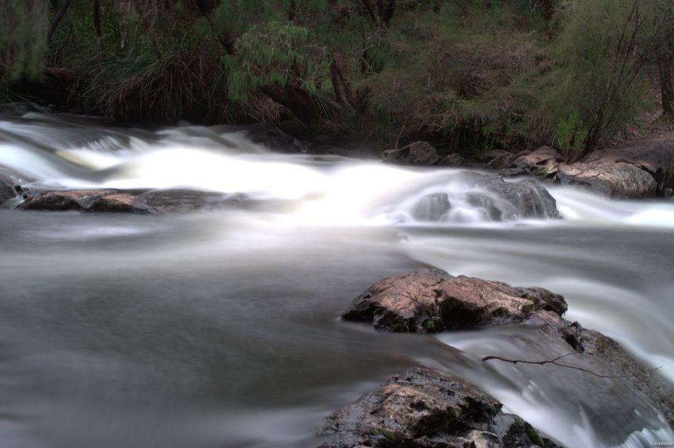 Autumn Beauty In Nature Blurred Motion Day Forest Freshness Long Exposure Motion Nature No People Non-urban Scene Outdoors Pemberton Rock - Object Scenics Speed Tranquility Travel Destinations Tree Water Waterfall Western Australia