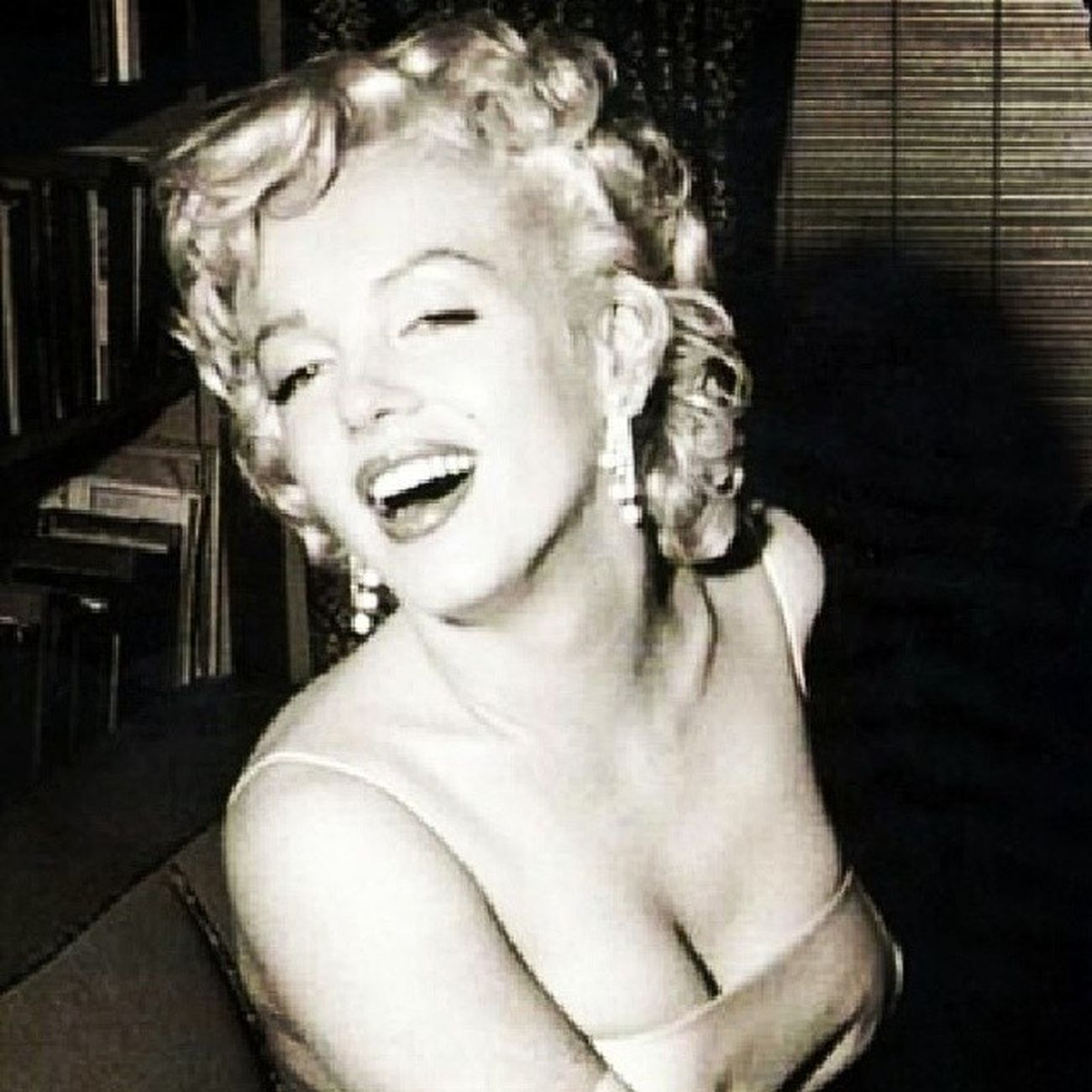 A wise girl kisses but doesn't love, listens but doesn't believe, and leaves before she is left. Forever  BrightnessMm Norma Jean