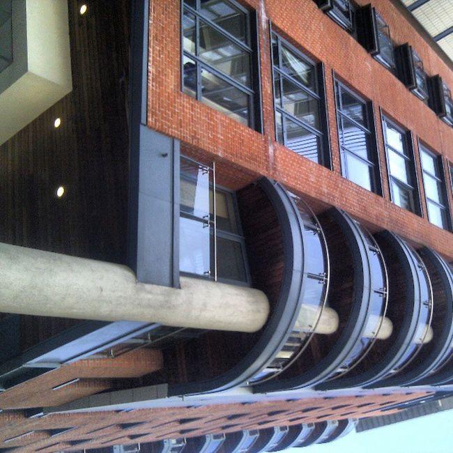 Whpstraightfacades Manchester Building Structure brick glass column mcr igersmcr