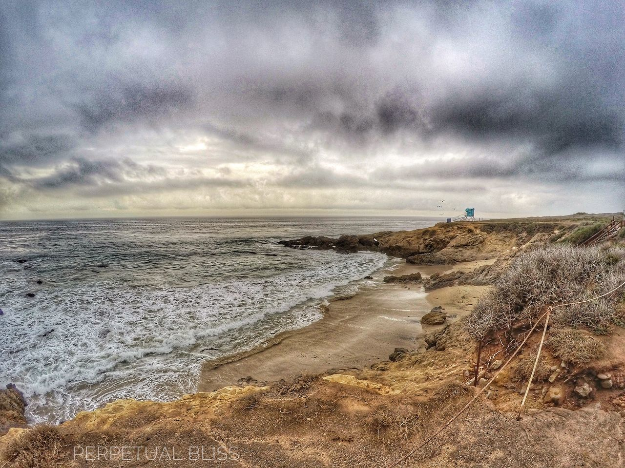 Malibu California Perpetual Bliss Sea Beach Cloud - Sky Nature Beauty In Nature Tranquility Outdoors Leo Carillo Love HDR Wave Oceanview Cliffs Gopro Malibu Coast Traveling Bliss