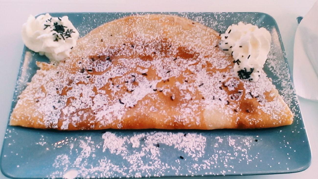 Pancake Snack Relaxing Coffee Break VSCO Vscocame