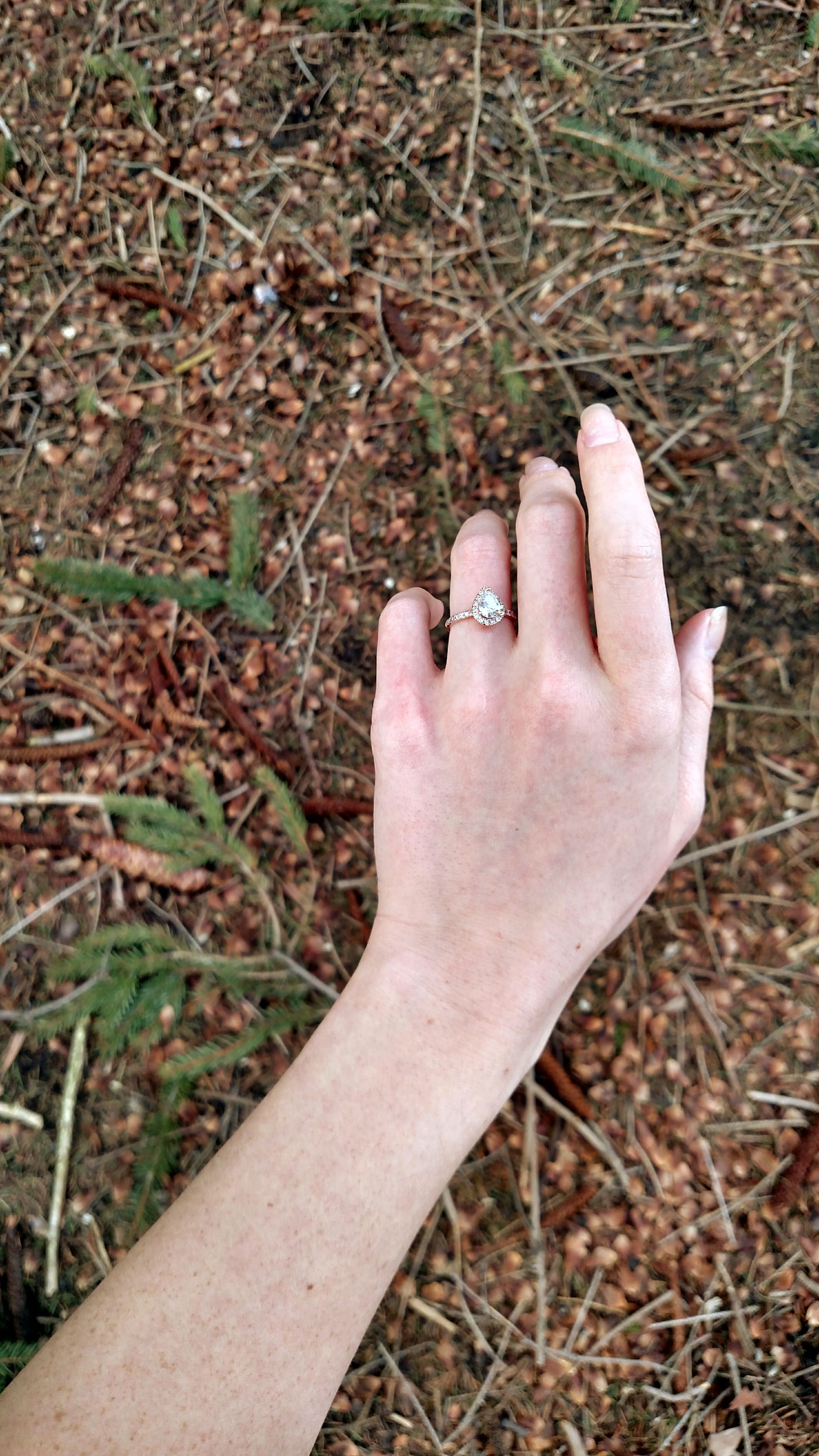 person, part of, high angle view, close-up, cropped, field, human finger, grass, dry, day, holding, outdoors, nature, focus on foreground, unrecognizable person, personal perspective, sunlight