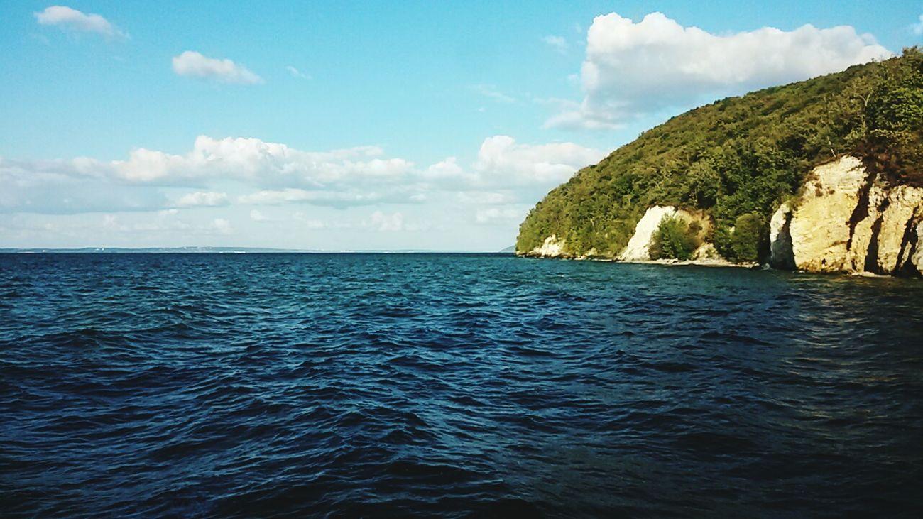 Nature Wonderful Summer ☀ Cool Traveling Beautiful Sea And Sky