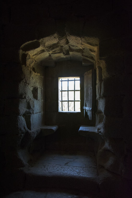 Castle Granadilla Cáceres Abandoned Architecture Built Structure History Old Ruin Window