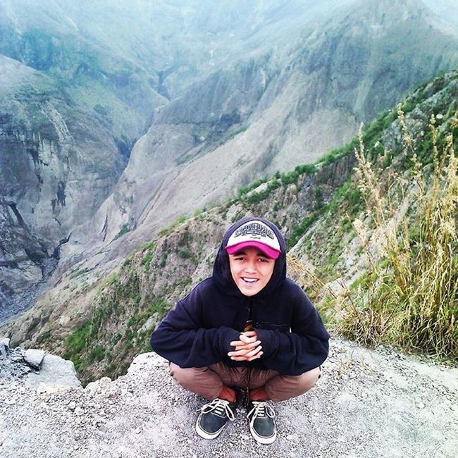 Look Me Gunung Kelud Ambrol
