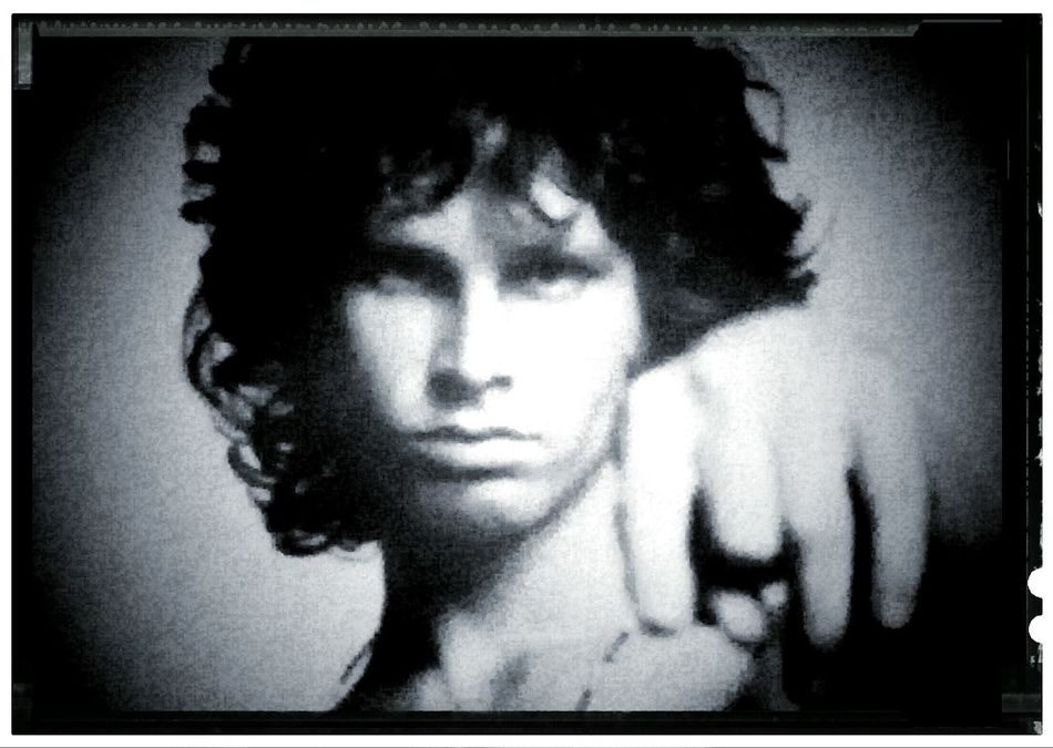The Doors Jimmorrison Black And White Posters OpenEdit Blackandwhite Photography Music Poster Bandswelove Jim Morrison