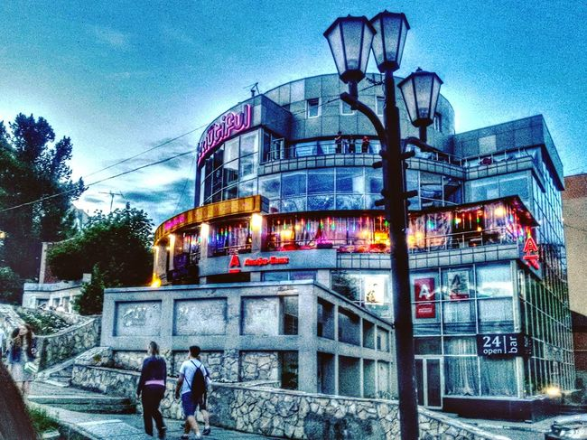 Taking Photos City Life EyeEm Best Shots Hdr_Collection Hdr Edit Architecture Cafe Saratov Russia россия Russians