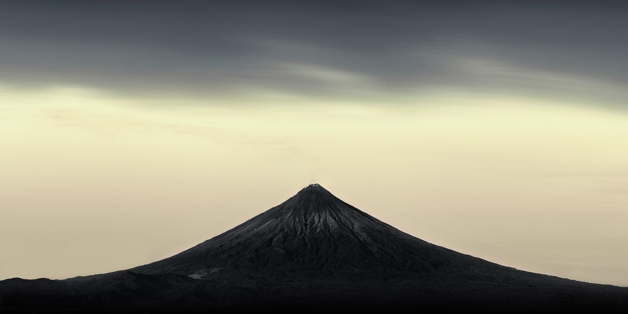 Beauty In Nature Cloud - Sky Day EyeEm EyeEm Best Shots EyeEm Gallery EyeEm Nature Lover Mayonvolcano Mountain Nature No People Outdoors Scenics Sky Tranquil Scene Tranquility