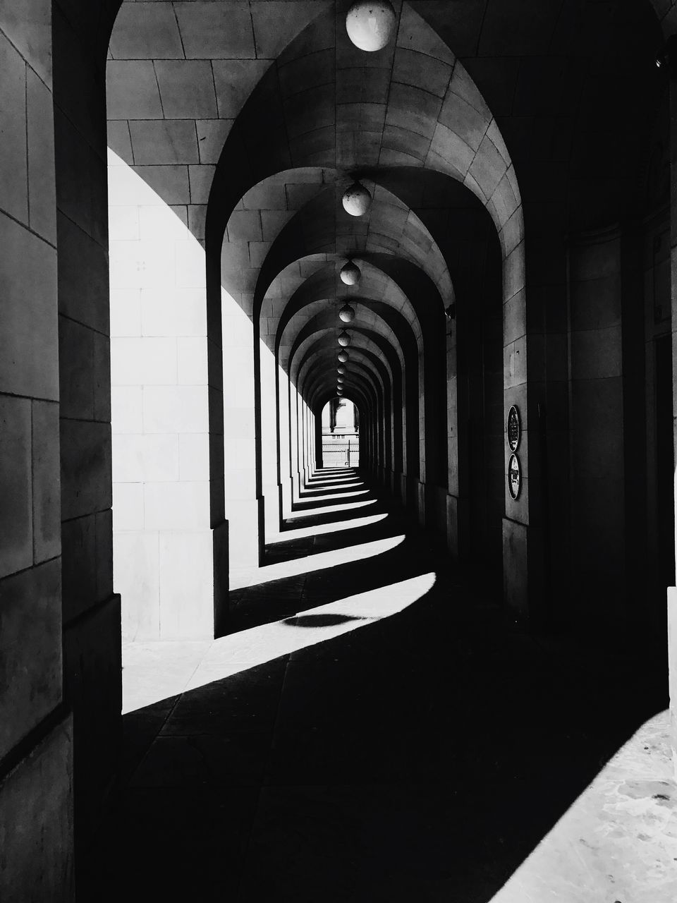 the way forward, architecture, built structure, arch, in a row, indoors, corridor, no people, architectural column, day, illuminated