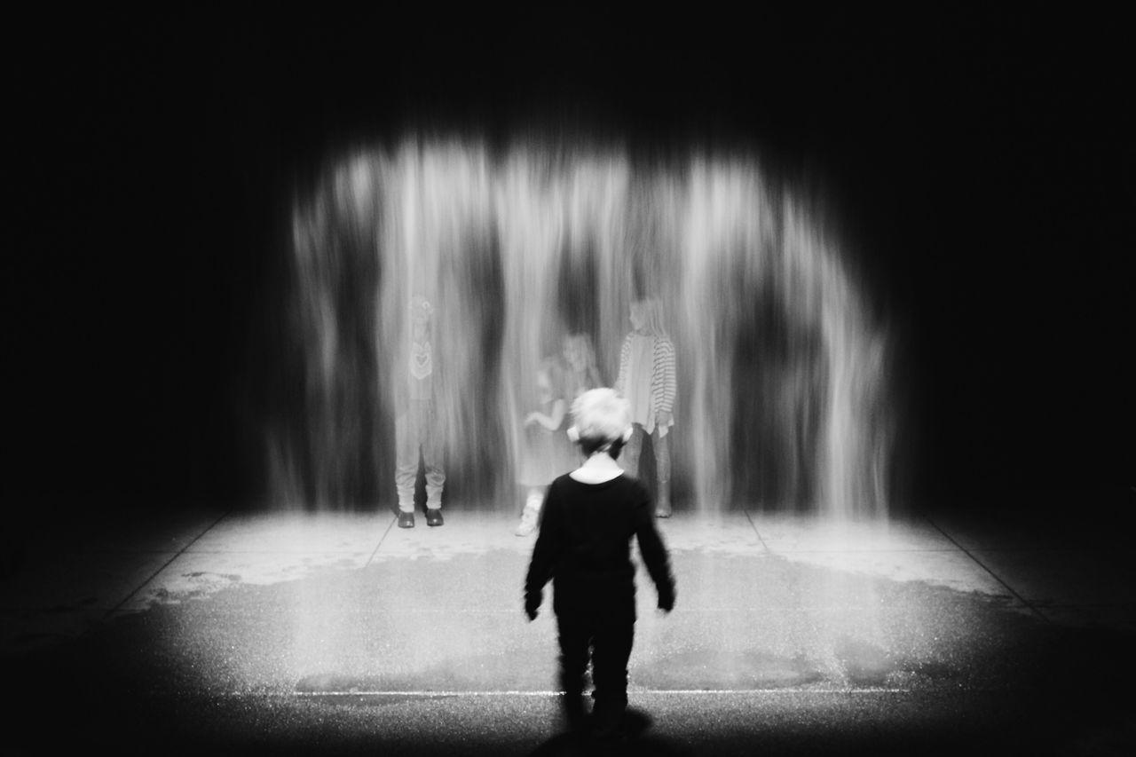 Olafur Eliasson Moderna Museet TheWeekOnEyeEM Mist Soft Blackandwhite Monochrome Showcase: November
