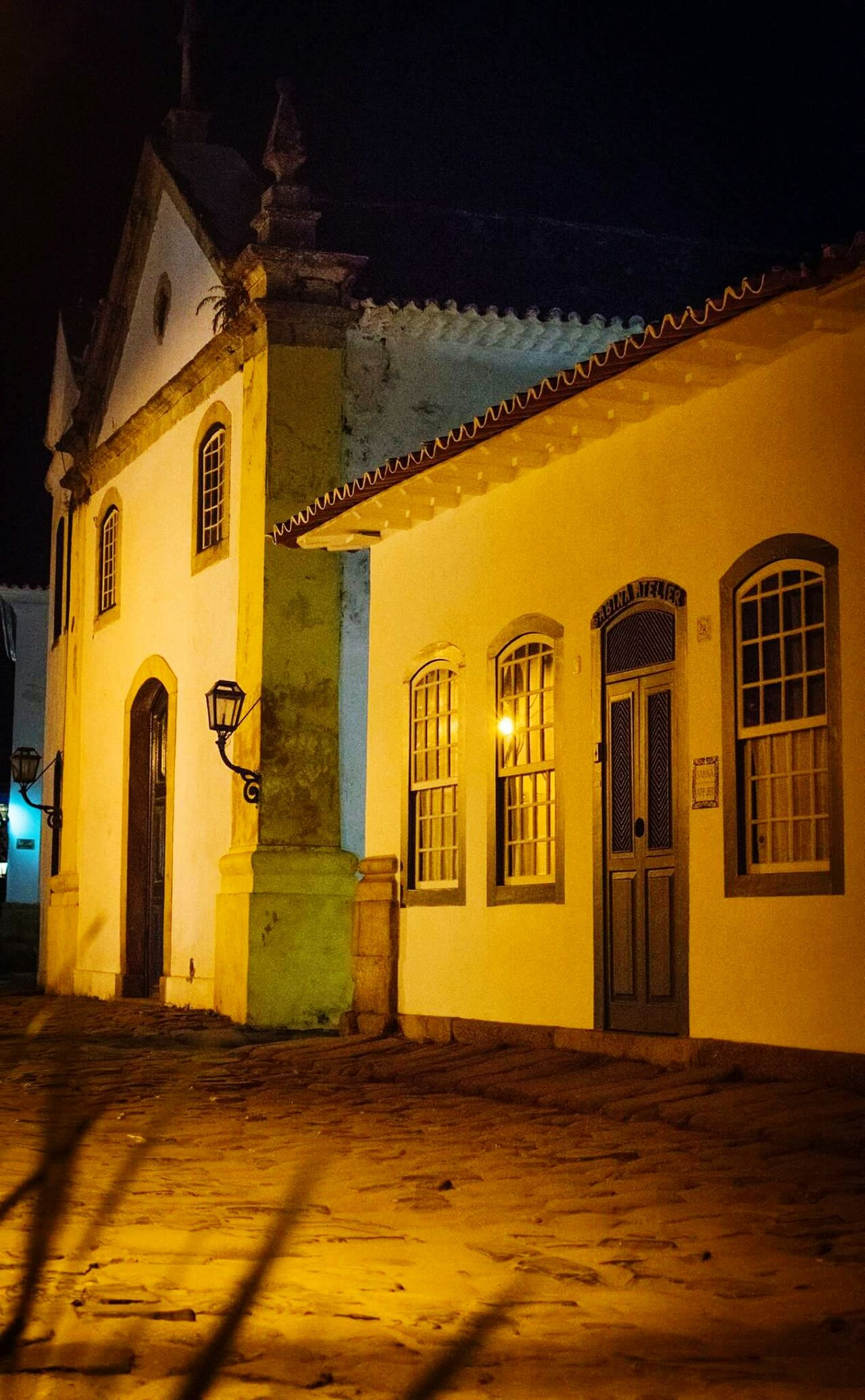 Architecture Built Structure Building Exterior Arch No People Night Outdoors Church Doors Door DoorsAndWindowsProject Paraty - RJ Paraty- Rj Paraty, Brazil Nightphotography Night Photography Night Lights Night Out Historic Historiccenter