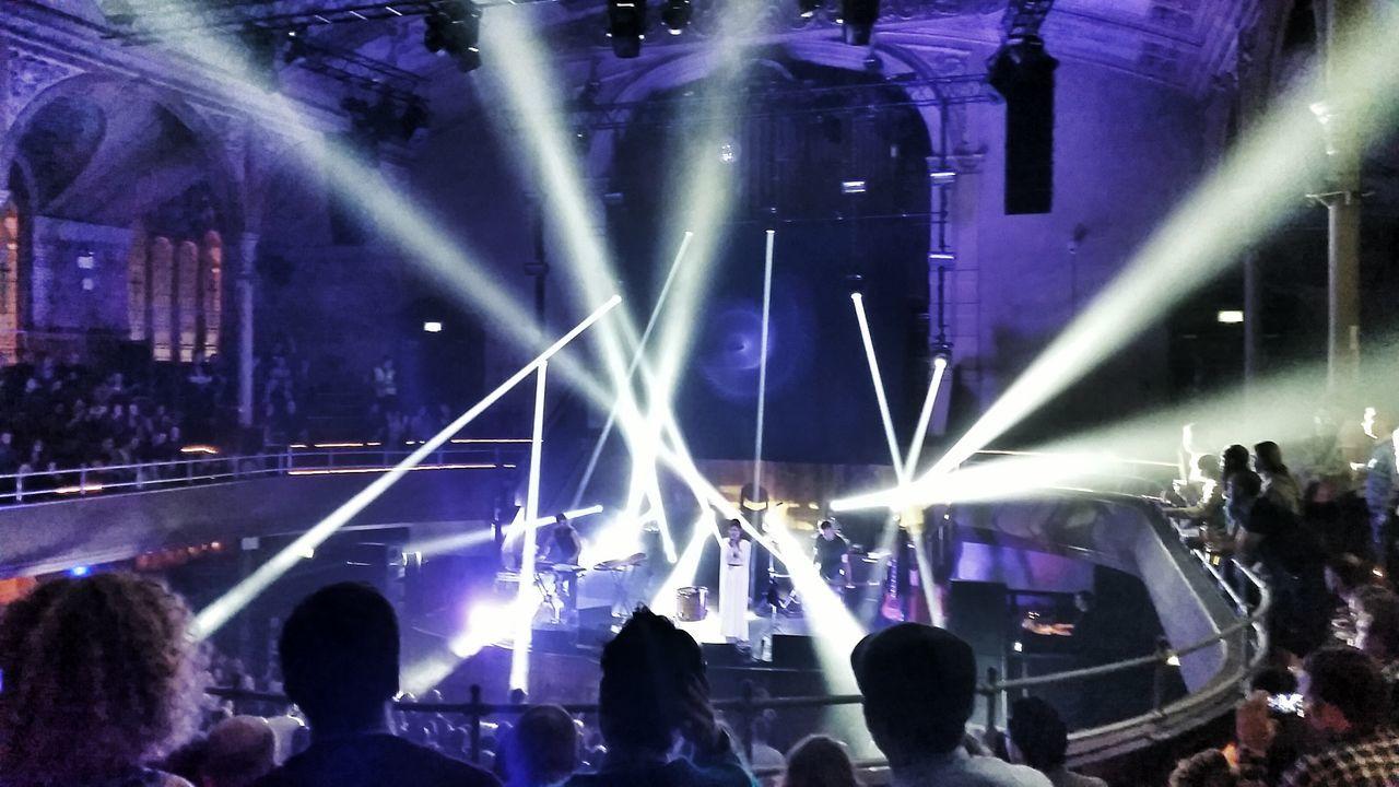Concert Lamb Albert Hall Manchester