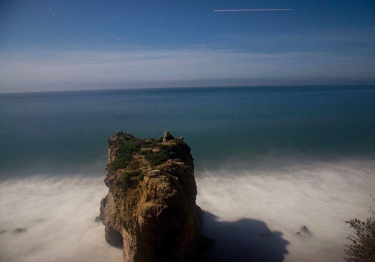 Malibu rocks Horizon Over Water Sea Beauty In Nature Tranquility Cliff Outdoors No People Nature Tranquil Scene First Eyeem Photo
