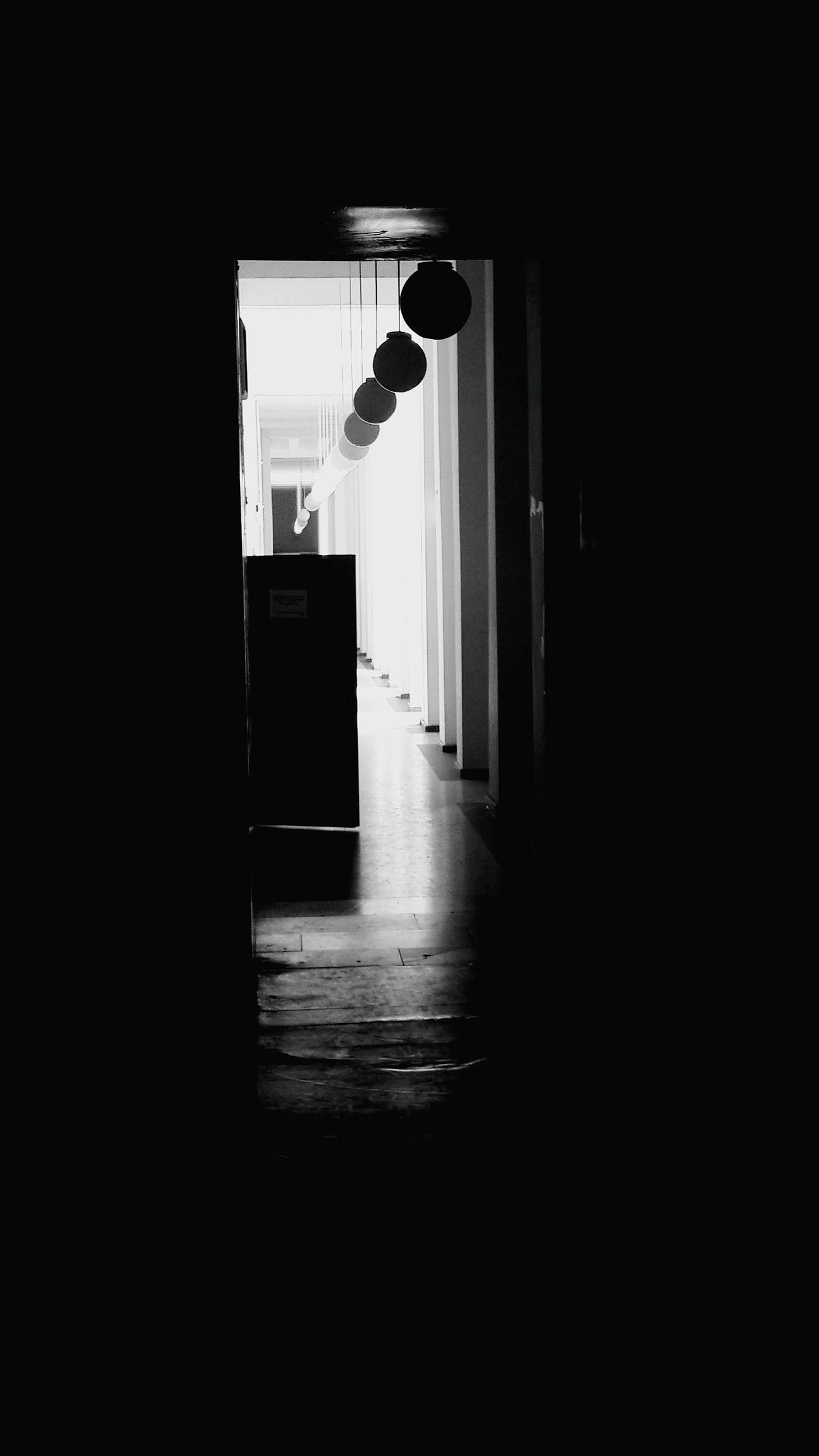 👣💀MSGSU Mimarsinanuniversity Mimarsinanguzelsanatlaruniversitesi Darkness And Light Blackandwhite Door Lamp Vscocam Photography Istanbul Turkey