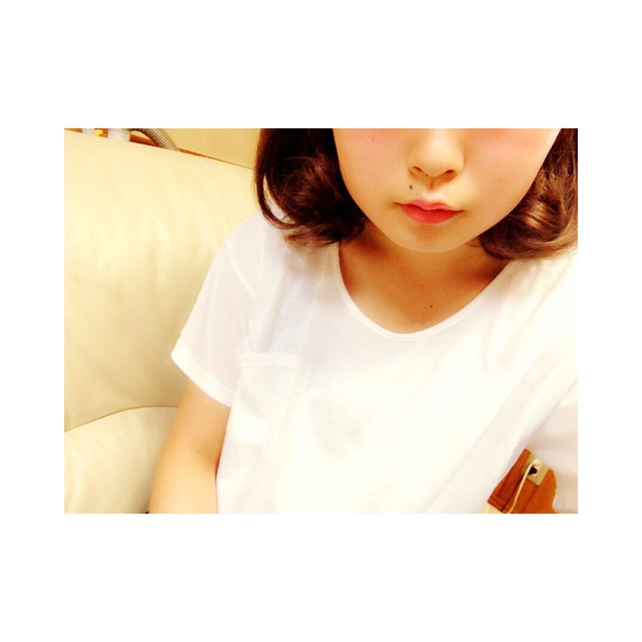 7.29 Shorthair Shortbob Bob Hair Arrenge Hairarrenge Summer Make White Woman