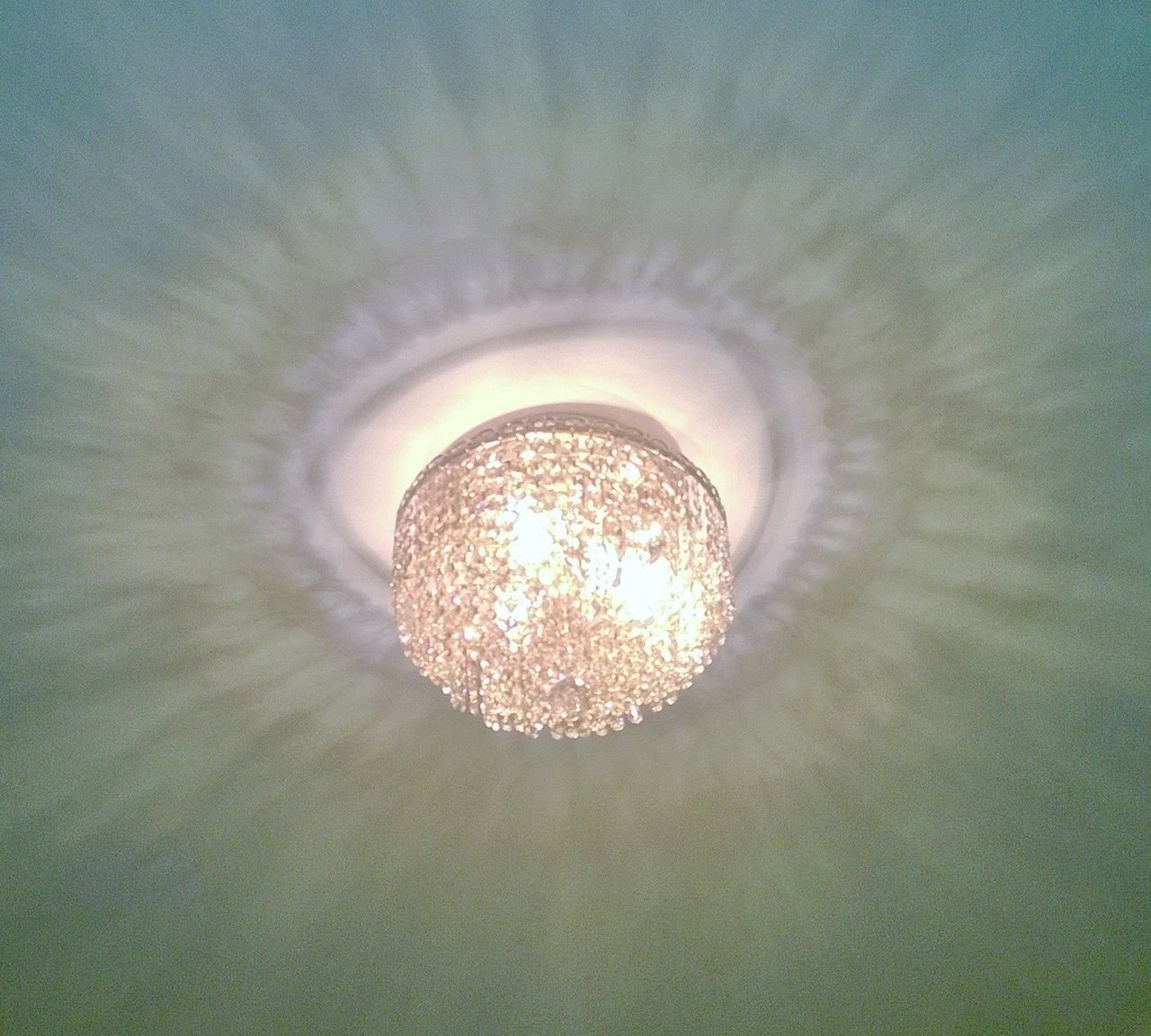Chandelier Outside Light Patterns Of Light Eye Shaped Halo Definition Light Ring