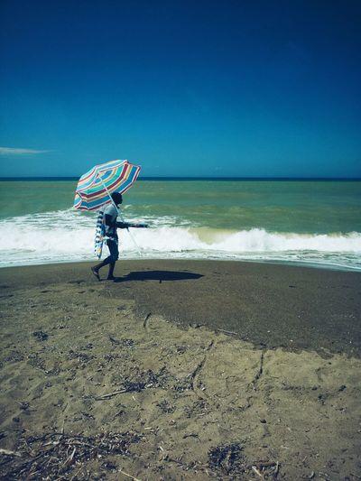 Summer VSCO Sea And Sky Beach