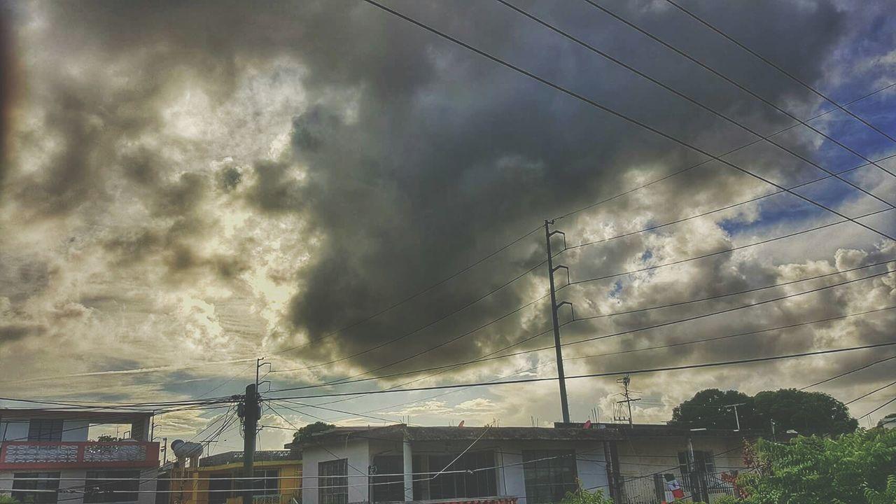 Tampico,México Madero Cambioclimatico Lluvias Cellphone Photography Hi