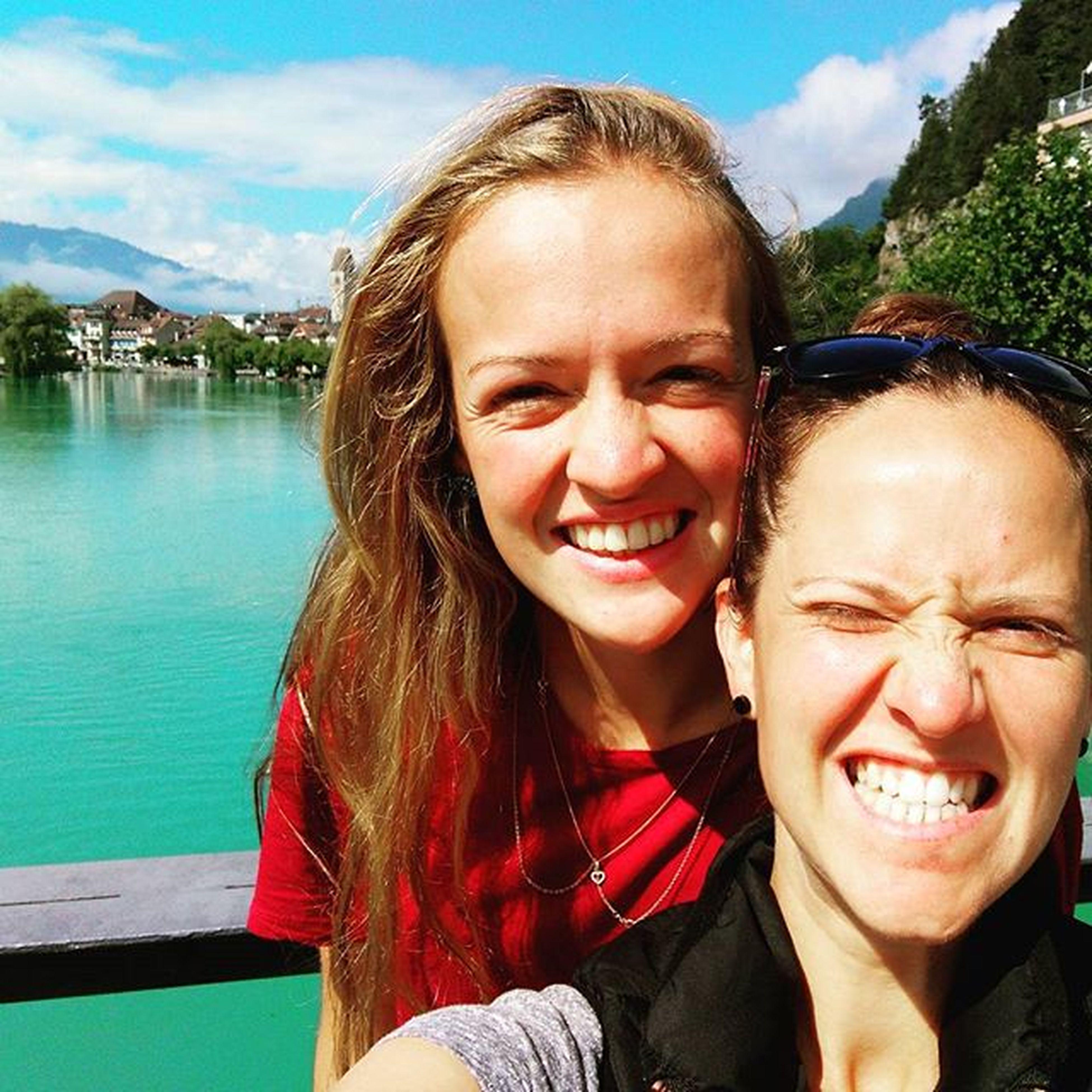 Interlaken CH Itsapostcarddream Cantstopsmiling Lovingit Perfectmoment Lake Goshtheyhavesomanyofthem