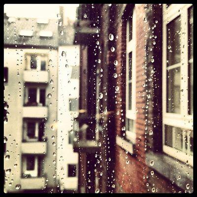 #work #office #rain #window #beautiful Work Beautiful Rain Window Office Gooqx