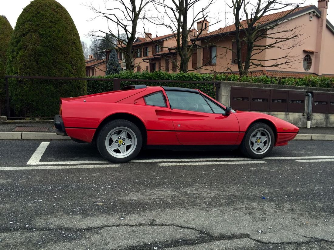 ❤️❤️ Ferrari 308 Car Carporn Nature Beutiful  Omygod Hello World Check This Out Hanging Out Cheese! Relaxing Enjoying Life Freedom Landscape Bergamo, Italia Fly Underground Trip Coffee Time