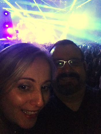 Concert Wife Love Good Times