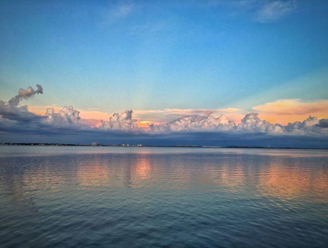 Snapseed Bayshore Scenic (null)Sunset