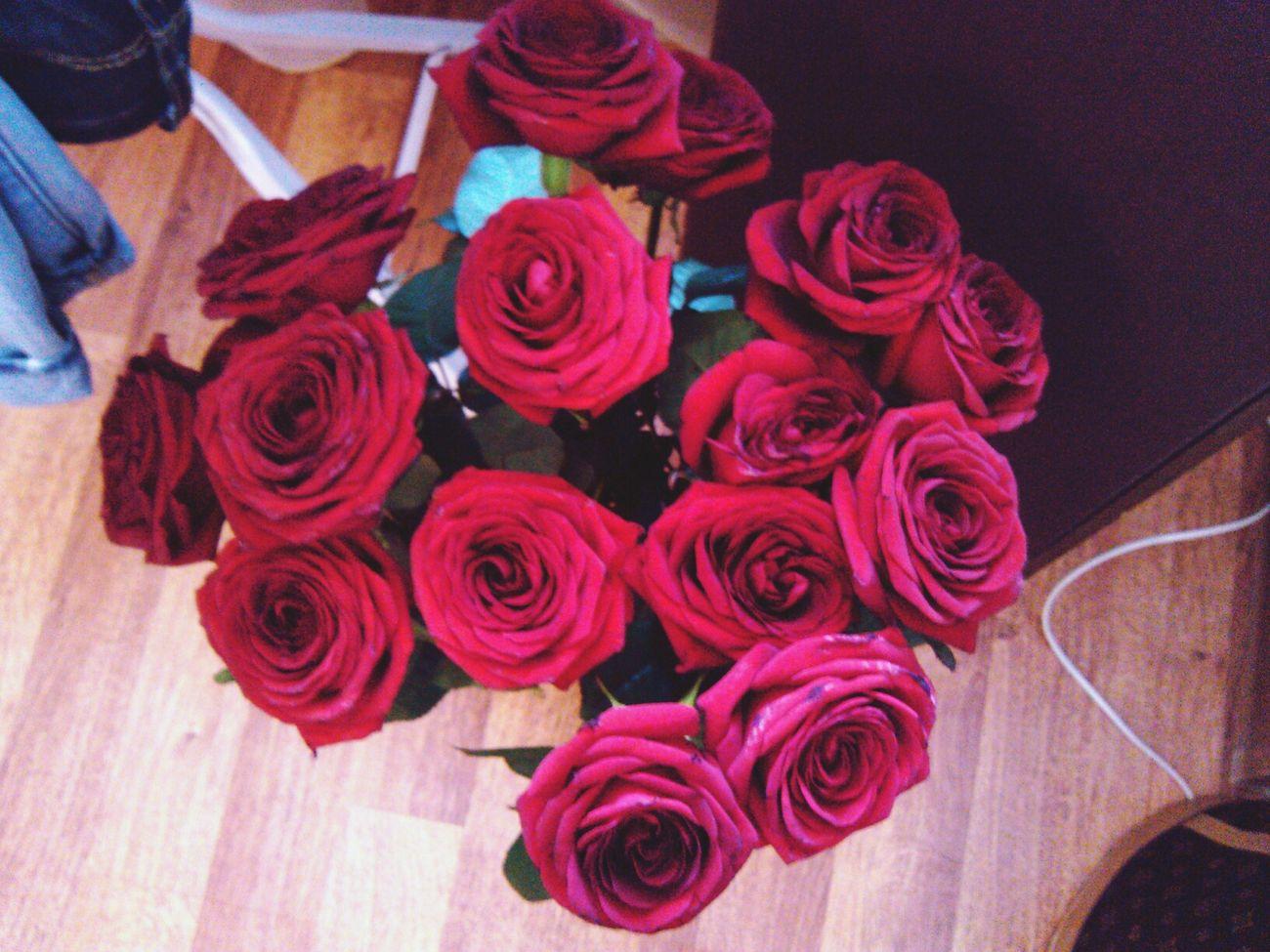 Enjoying Life Flowers :) Good Morning милый решил порадовать, спасибо ему, безумно приятно:**