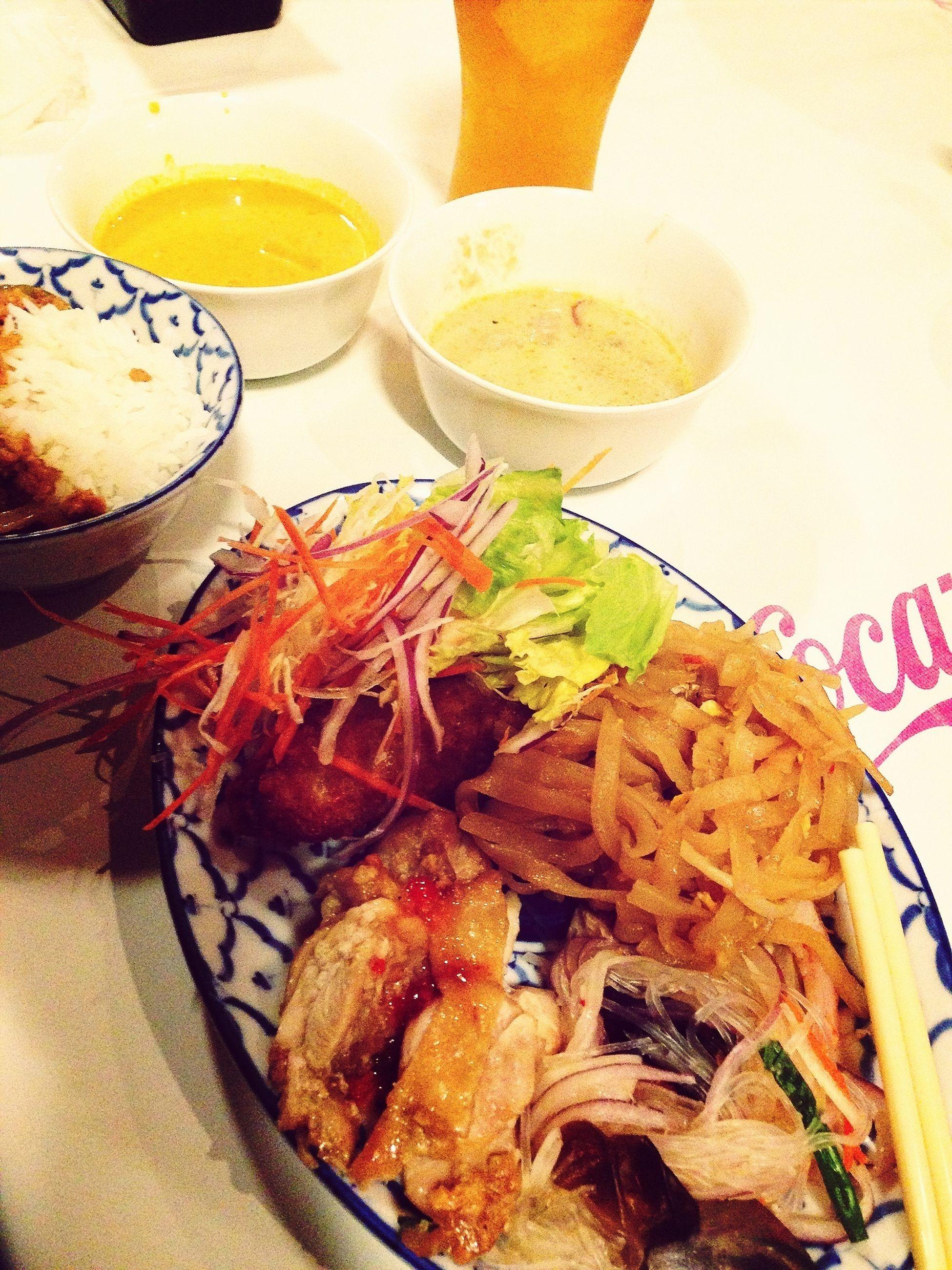 たぶんココ。タイ料理バイキング