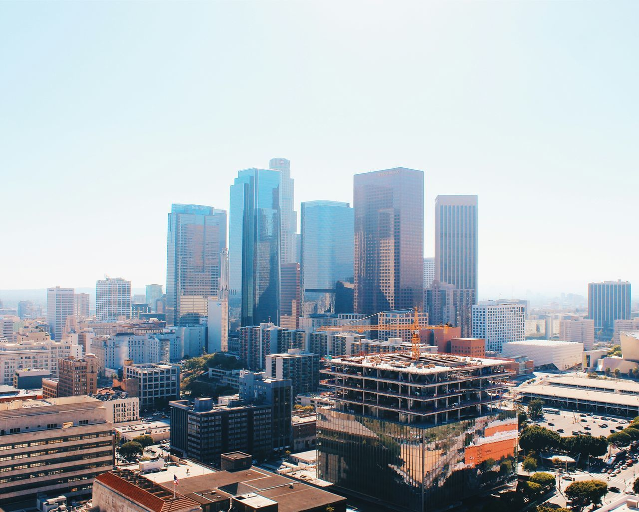 Beautiful stock photos of los angeles, Architecture, Building Exterior, Built Structure, Capital Cities