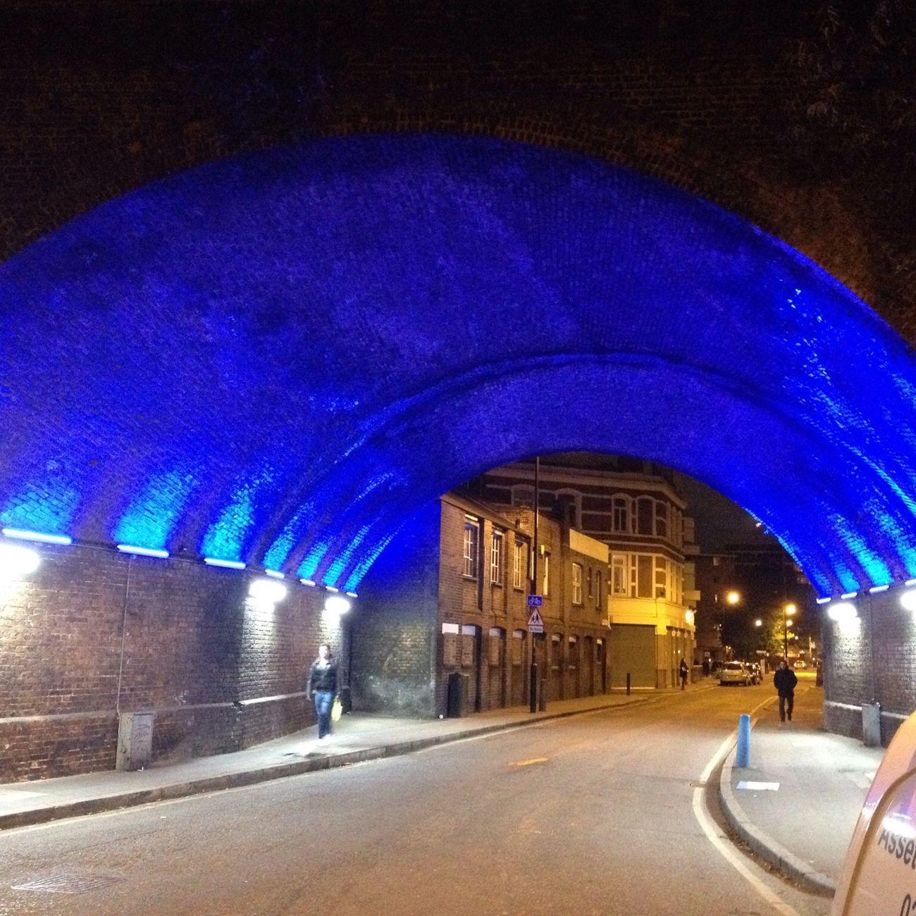 Southwark  Blue Arch Bankside