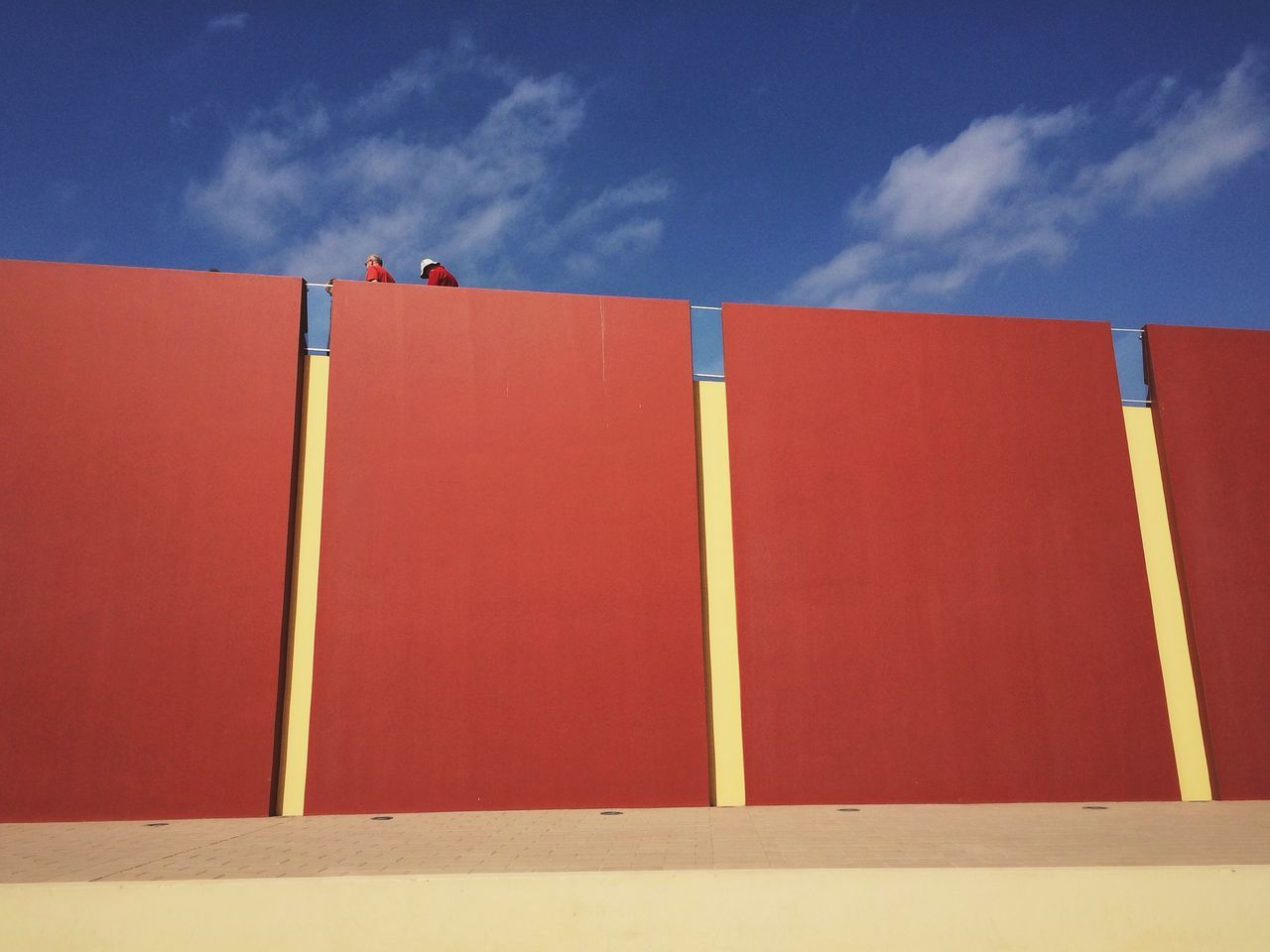Minimalism Architecture Colors IPhone Iphoneonly IPhoneography VSCO Vscocam Learn & Shoot: Simplicity