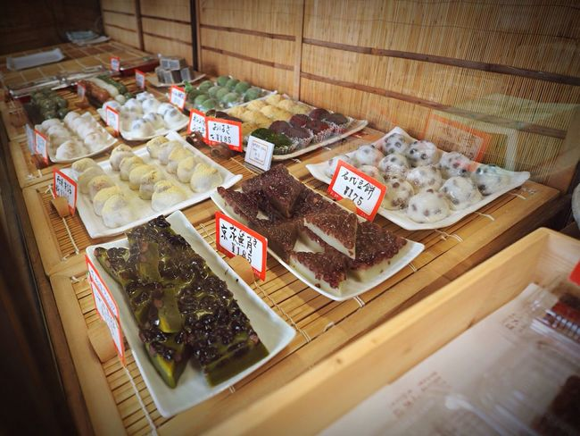 Kyoto Japan Demachiyanagi Demachifutaba Wagashi Japanese Food Olympus PEN-F 京都 日本 出町柳 出町ふたば 和菓子 今日