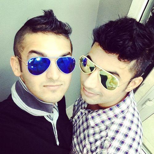 Love is in eyes Brothers Rayban Shashky Bad Boys eidi_gifts swag chal copy kar copy_me